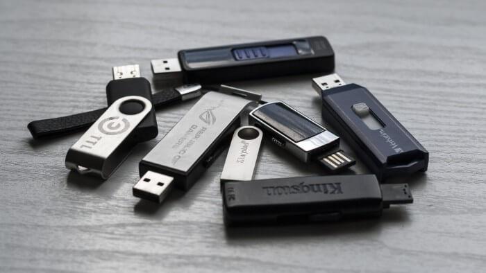 USBの画像